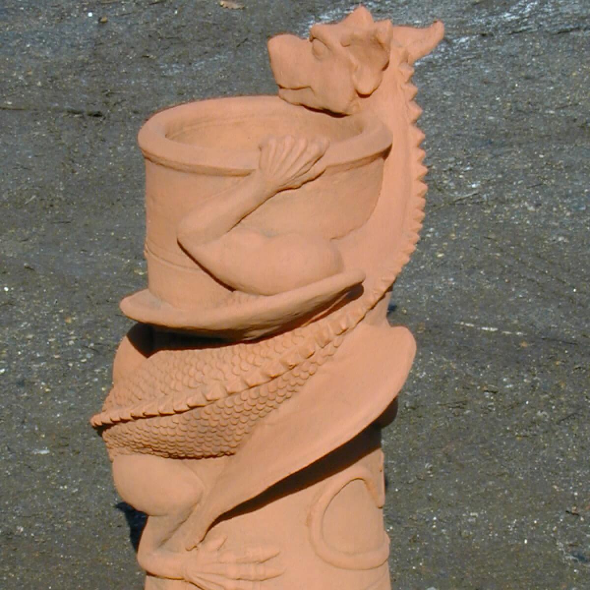 Dragon Chimney Pots Dragon Chimney Pot Just Landed